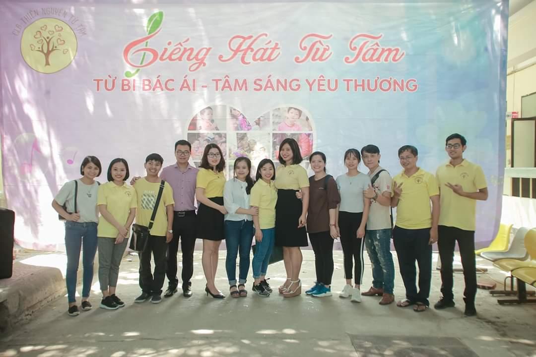"""Phú Bình Group tổ chức chương trình """"Tiếng hát từ tâm"""" tại Bệnh viện K Thanh Trì"""