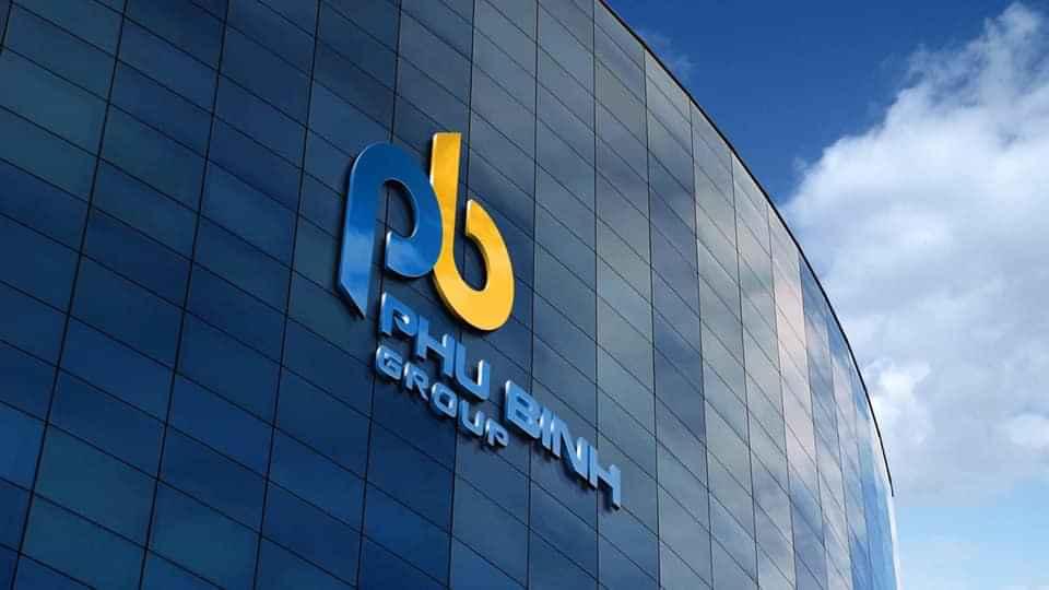 Phú Bình Group thay đổi nhận diện thương hiệu mới từ 21/03/2020